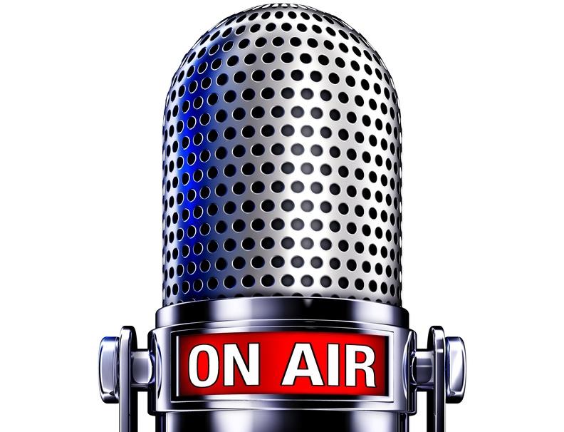 Interview Ambachtshal bij Radio Soest